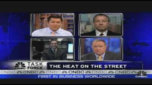 The Heat on the Street