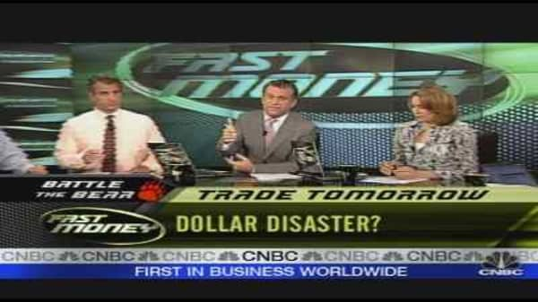 Trade Tomorrow: The Dollar