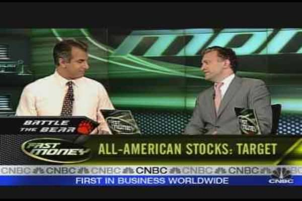 All-American Stock: Target