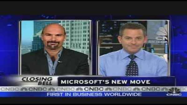Microsoft's New Move