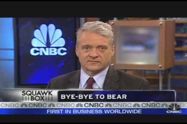 Bye Bye to Bear