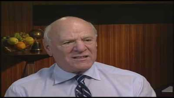 Barry Diller Exclusive