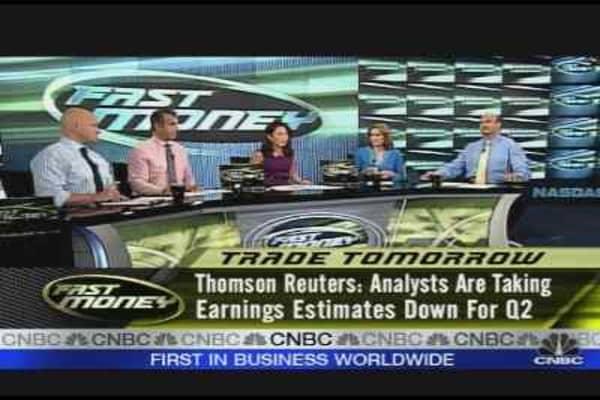 Trade Tomorrow: Earnings