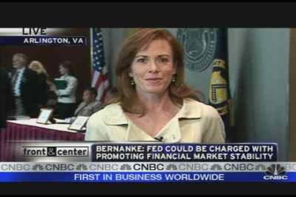 Bernanke on Banks