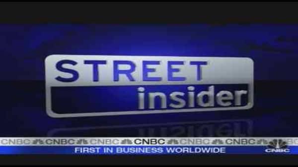 Street Insider: Steel Stocks