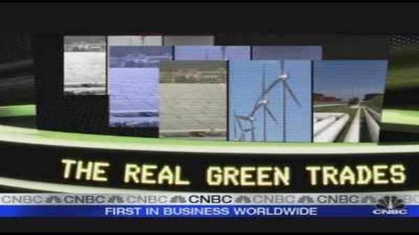 Trade Tomorrow: Green Energy