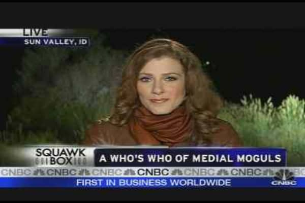 Who's Who of Media Moguls