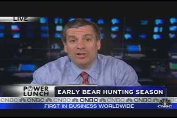 Early Bear Hunting Season
