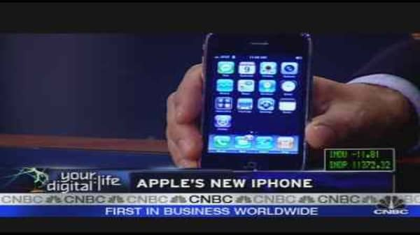 Apple's New iPhone
