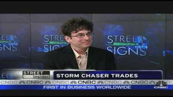 Storm Chaser Trades