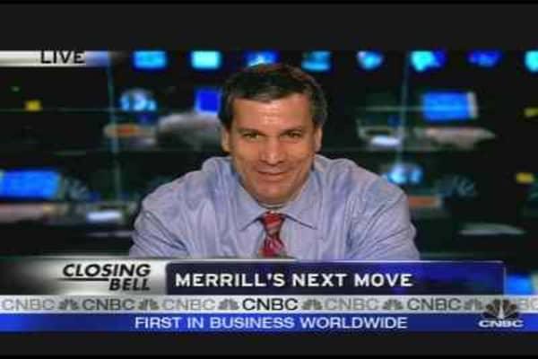 Merrill's Next Move