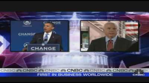 Obama or McCain: Better for the Economy?