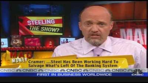 Cramer on Wachovia's New CEO