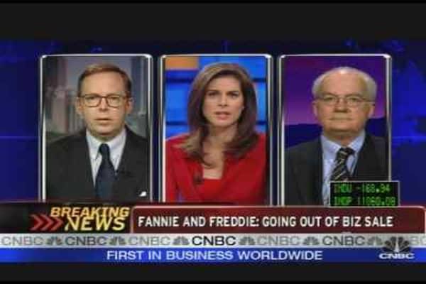 Fannie & Freddie: Worst Week Ever