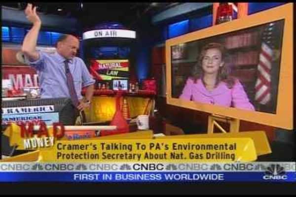 On the Line: PA Environmental Protection Secretary