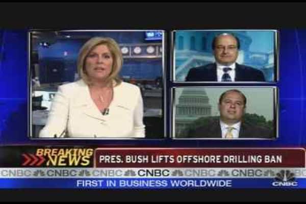 Offshore Drilling Debate
