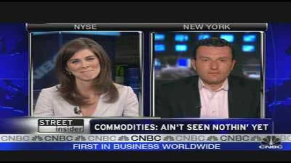 Commodities Explosion