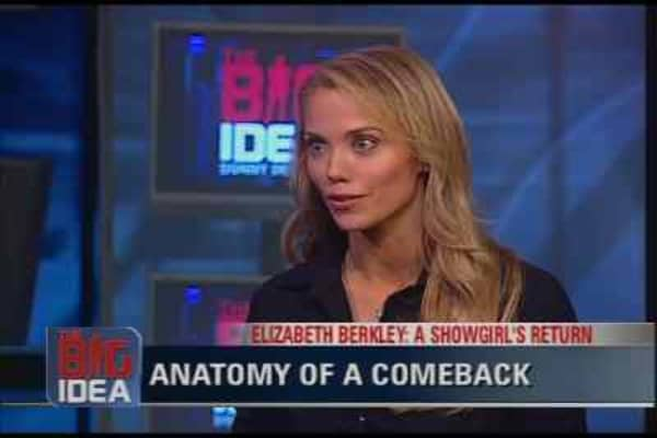 Elizabeth Berkley's Original Interview
