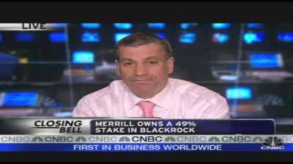 Road Ahead for Lehman, Merrill