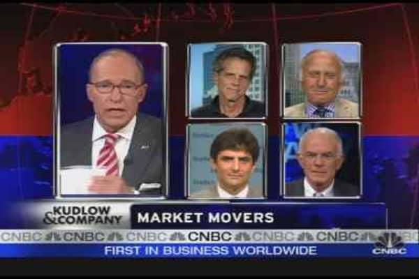 Kudlow: Market Movers, Pt. 2