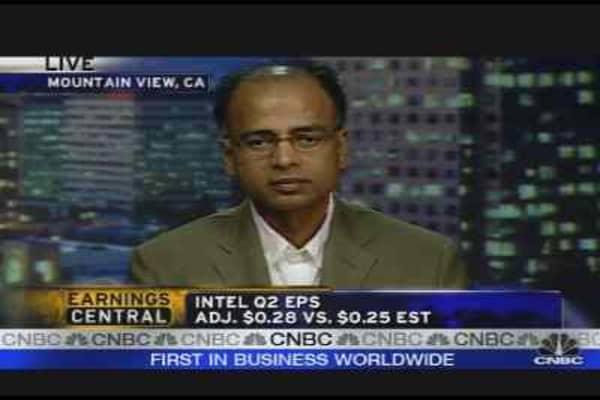 A Profit Jump for Intel