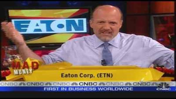 Eaton CEO on Stock