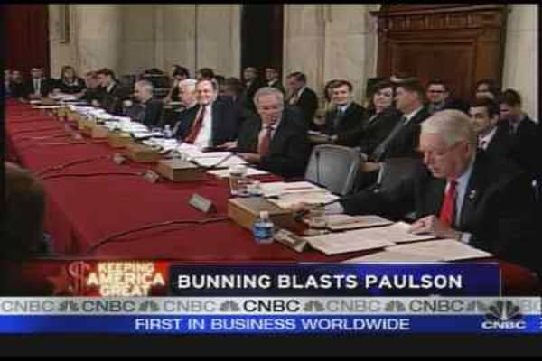 The Perils of Paulson