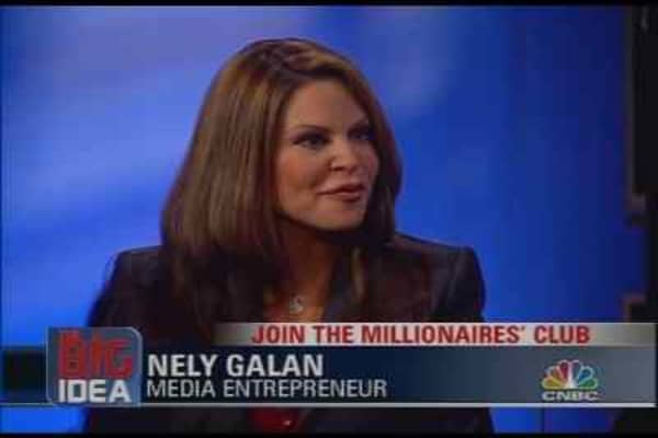 Nely Galan: Millions in 5 Years or Less