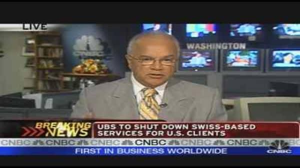 UBS Tax Probe