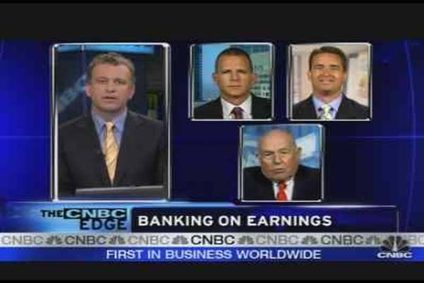 Banking on Earnings