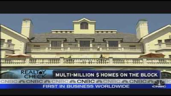Multi-Million Dollar Homes on the Block