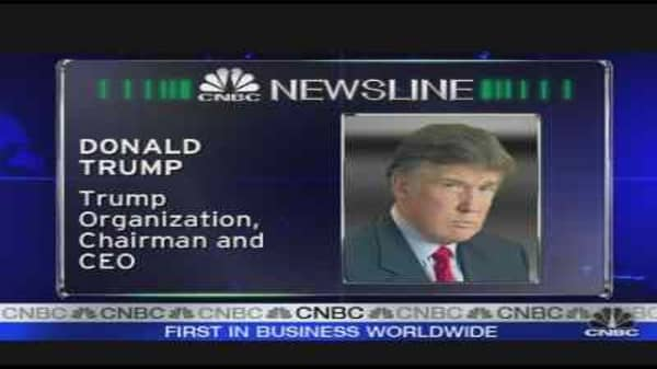 Trump on Economy, Oil & Real Estate