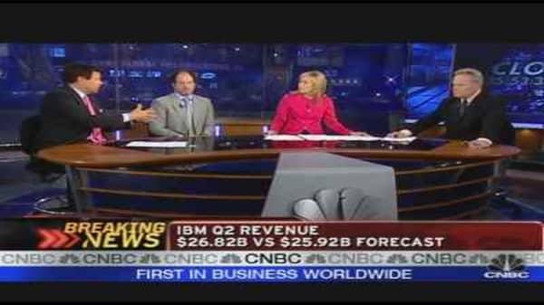 Spotlight on IBM