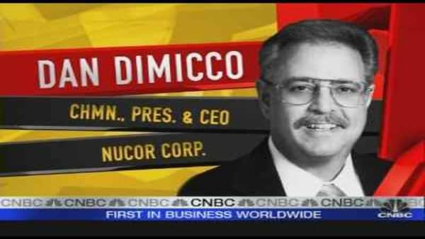 Nucor CEO on Q2