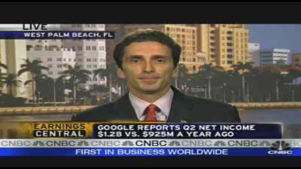 Google Earnings