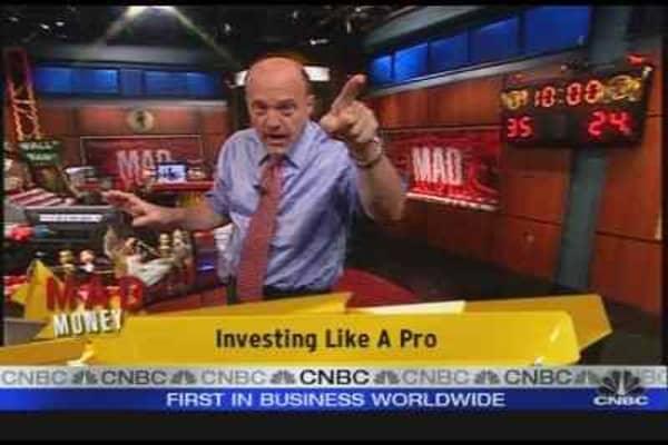 Cramer: No Quarter