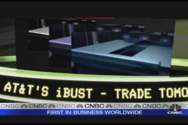 Tomorrow's Trades #2: T