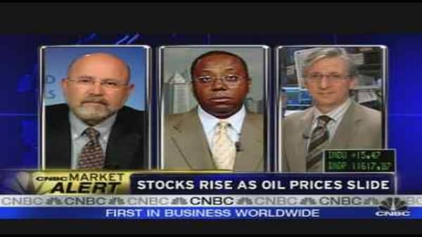 Markets, Oil & Earnings