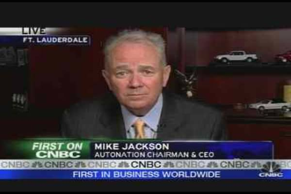 Autonation CEO on Earnings