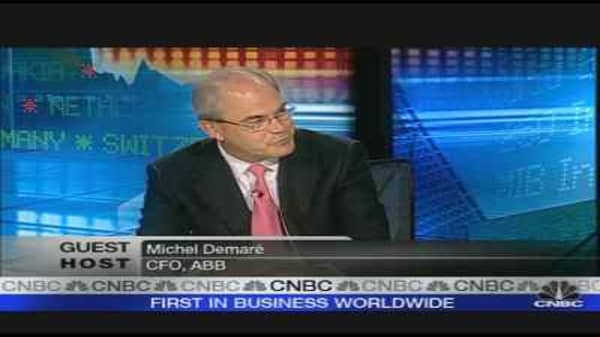 ABB CEO on Strategy