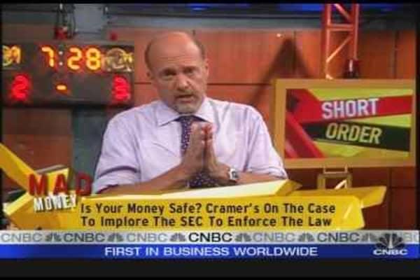 Cramer's Short Order