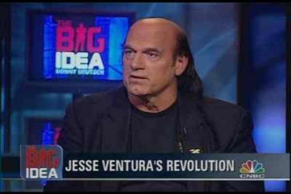 Jesse Ventura's Revolution