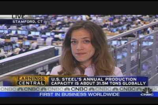 Record Q2 Profit for U.S. Steel