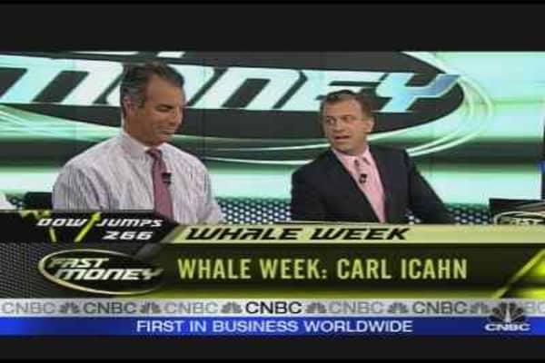 Whale Week: Carl Icahn