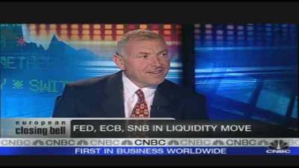 Central Banks Make Liquidity Move