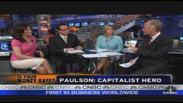 Paulson the Hero?