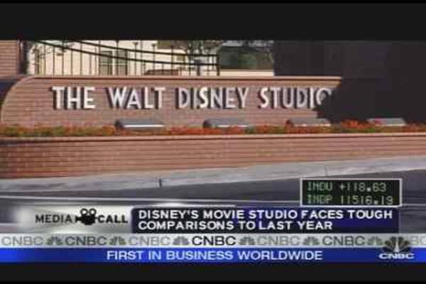 Disney Earnings on Deck
