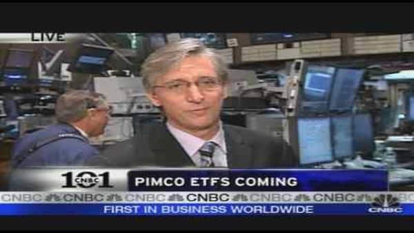 CNBC 101: Pimco ETFs Coming