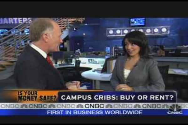 Campus Cribs: Buy or Rent?