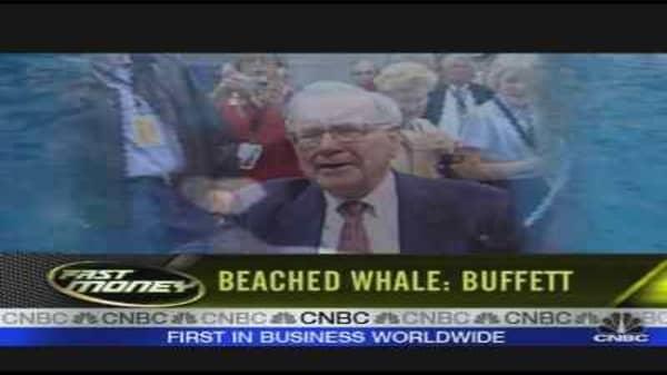 Beached Whale Buffett
